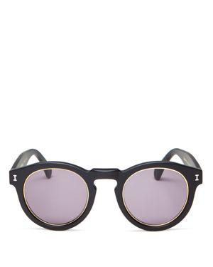 Illesteva Leonard Ring Sunglasses, 46mm