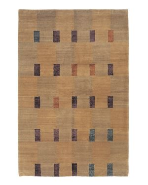 Tufenkian Artisan Carpets Double Square Bay Area Rug, 8'9 x 11'6