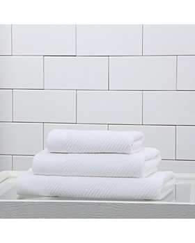 Frette - Diamond Jacquard Towels