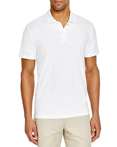 The Men's Store at Bloomingdale's Slub Jersey Enzyme Wash Classic Fit Polo - 100% Exclusive_0