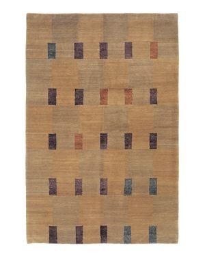 Tufenkian Artisan Carpets Double Square Bay Area Rug, 10' x 14'