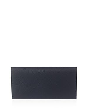 Smythson Slim Travel Wallet