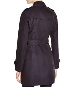 Burberry - Heritage Sandringham Mid-Length Trench Coat