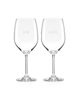 kate spade new york - Darling Point Mr. & Mrs. Wine Set