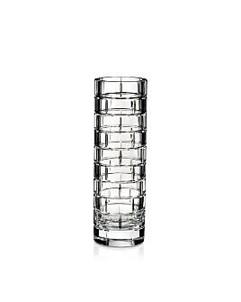 Rogaska - Quoin Round Bud Vase