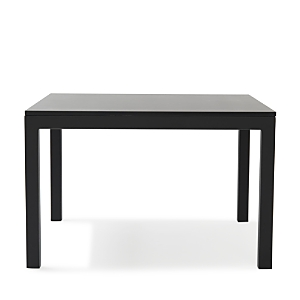 Mitchell Gold  Bob Williams Classic Parsons Square Dining Table