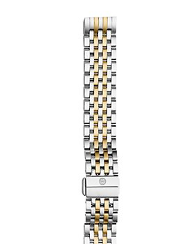 MICHELE - Deco II Two-Tone Mid Watch Bracelet, 16mm - 100% Exclusive