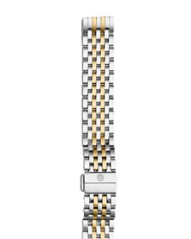 MICHELE - Deco II Two-Tone Mid Watch Bracelet, 16mm - 100% Exclusive