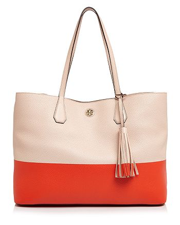 Tory Burch - Color Block Perry Tote - 100% Exclusive