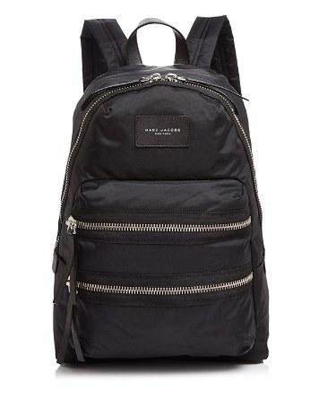 $MARC JACOBS Biker Nylon Backpack - Bloomingdale's