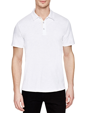 rag & bone Standard Issue Moulinex Regular Fit Polo Shirt