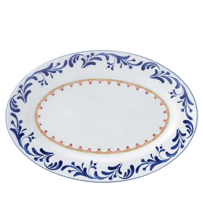Dansk - Northern Indigo Oval Platter - 100% Exclusive