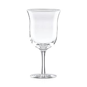 Dansk Color-Rimmed Barware Pearl Wine Glass - 100% Exclusive