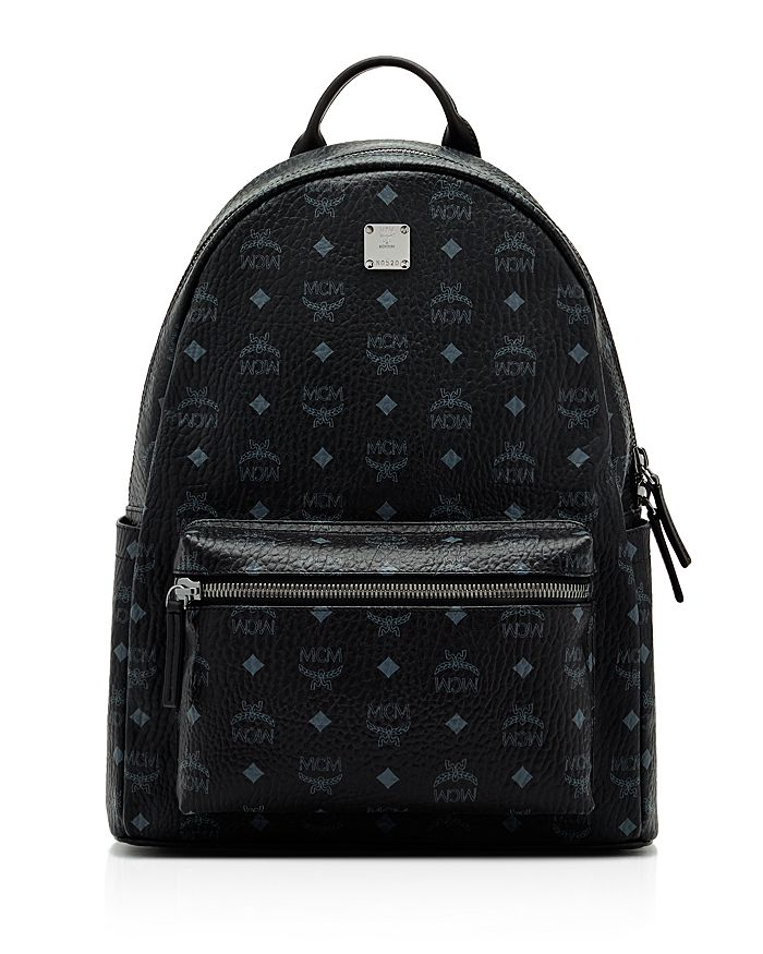 MCM - Stark Visetos Medium Backpack