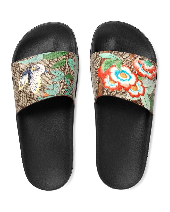 dc4fcfdad0a Gucci - Women s Pursuit Pool Slide Sandals