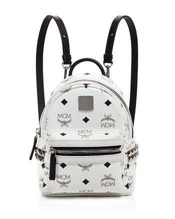 MCM - Extra Mini Side Stud Stark Backpack
