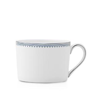 Vera Wang Wedgwood Grosgrain Indigo Teacup Imperial