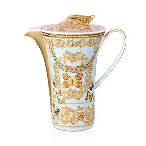 Rosenthal Meets Versace Butterfly Garden Coffee Pot-Home