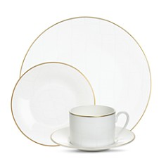 Domenico Vacca by Prouna Alligator White Dinnerware - Bloomingdale's_0