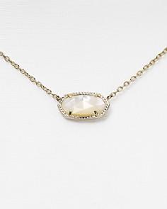 "Kendra Scott - Elisa Birthstone Necklace, 15"""