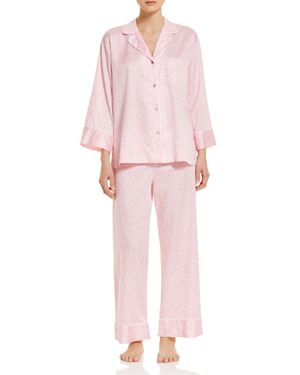 Natori Notch Pajama Set