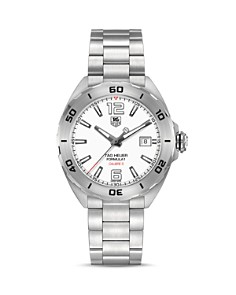 TAG Heuer Formula 1 Calibre 5 Watch, 41mm - Bloomingdale's_0