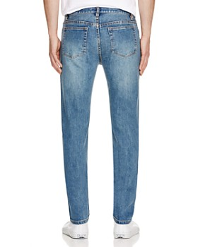 A.P.C. - Petit New Standard Slim Fit Jeans in Stonewash