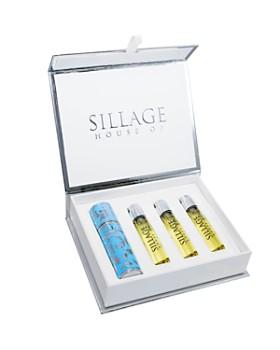 House of Sillage - Nouez Moi Aquamarine Travel Set