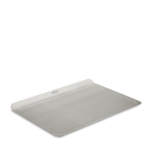 "All-Clad - Stainless Steel 10"" x 14"" Roasting Sheet Gourmet Ovenware"