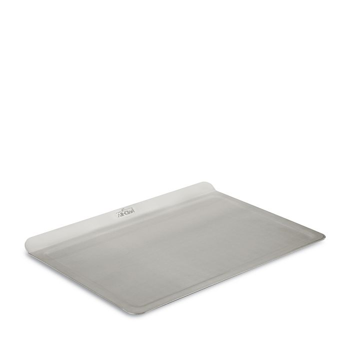 """All-Clad - Stainless Steel 10"""" x 14"""" Roasting Sheet Gourmet Ovenware"""