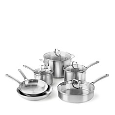 Calphalon Classic Stainless Steel 10-Piece Cookware Set - Bloomingdale's Registry_0