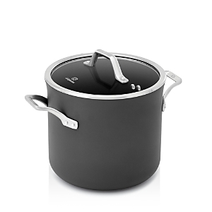 Calphalon Signature Nonstick Cookware 8-Quart Stock Pot with Cover
