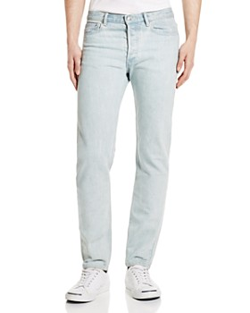 A.P.C. - Petit New Standard Slim Fit Jeans in Washed Indigo