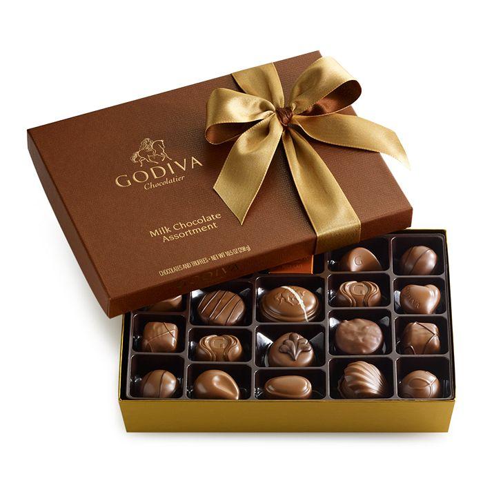 Godiva® - 22 Piece Milk Chocolate Gift Box