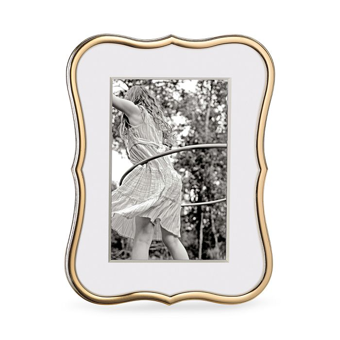 """kate spade new york - Crown Point Gold Frame, 4"""" x 6"""""""
