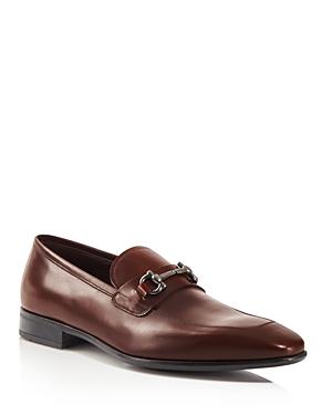 Salvatore Ferragamo Giant Loafers