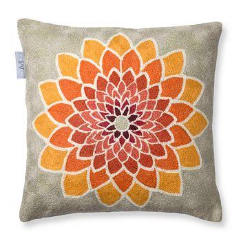 """Madura - Primavera Decorative Pillow Cover, 16"""" x 16"""""""