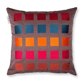 "Madura - Square Decorative Pillow Cover, 16"" x 16"""