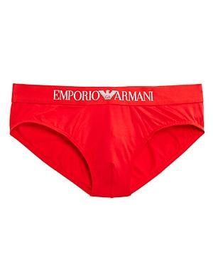 Emporio Armani Microfiber Briefs