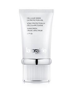 La Prairie Cellular Swiss UV Protection Veil Sunscreen Broad Spectrum SPF 50 - Bloomingdale's_0