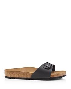 Birkenstock - Madrid Slide Sandals