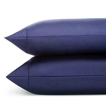 Hudson Park Collection - 500TC Sateen Wrinkle-Resistant Standard Pillowcase, Pair - 100% Exclusive