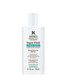 Kiehl's Since 1851 - Dermatologist Solutions™ Super Fluid UV Mineral Defense Broad Spectrum SPF 50+
