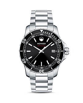 Movado - Performance Stainless Steel Series 800 Watch, 40mm
