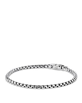 David Yurman - Medium Box Chain Bracelet, 4mm