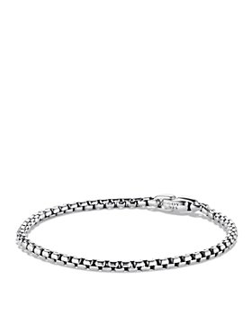 David Yurman - Medium Box Chain Bracelet, 4mm