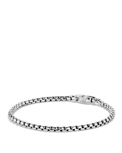 David Yurman - Medium Box Chain Bracelet