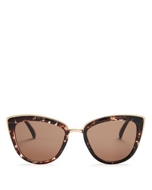 Quay Women's My Girl Cat Eye Sunglasses, 55mm 1703129