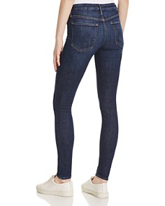 MOTHER - The Looker Skinny Jeans in Clean Sweep