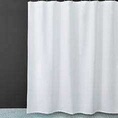 Waterworks - Washed Linen Shower Curtain